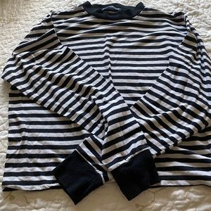 Striped Brandy Melville Long Sleeve